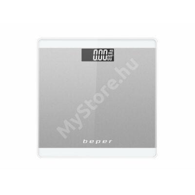 Beper 40.822SIL Elektronikus személymérleg - ezüst