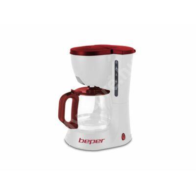 Beper 90.395H Amerikai kávéfőző - piros 600W