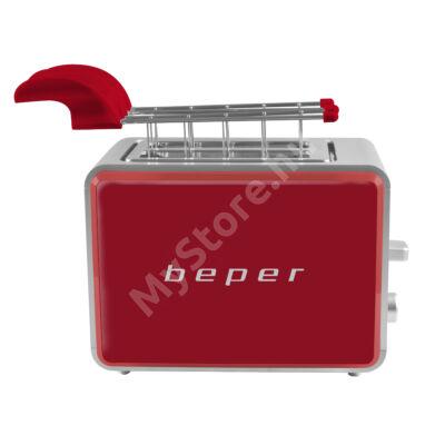 Beper BT.001R Kenyérpirító - piros 750W