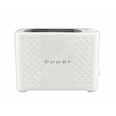 Beper BT.100B Kenyérpirító - fehér 750W