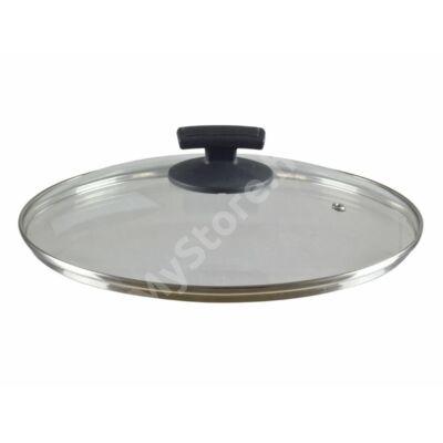 Beper PE.340 Üveg fedő 28 cm