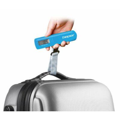 Beper UT.200BL Digitális bőröndmérleg - kék